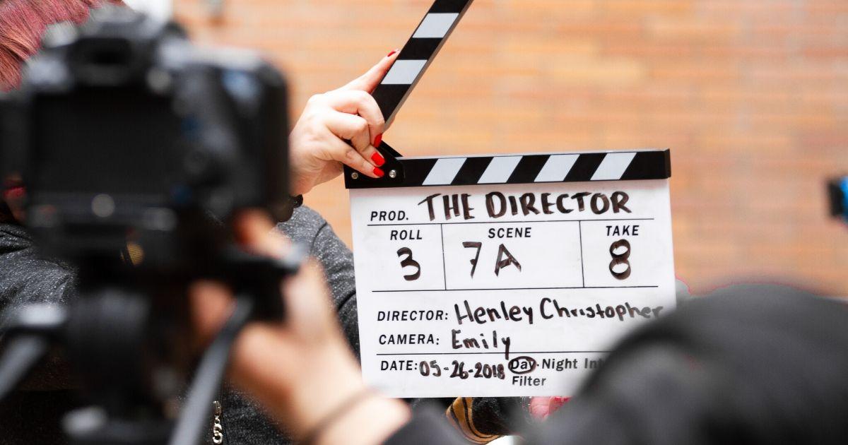 映画の写真