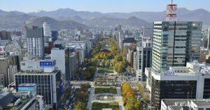 大通公園の写真