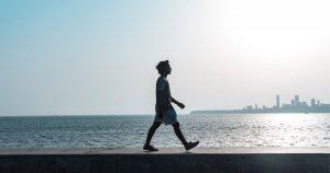徒歩の写真