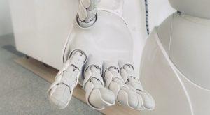 AIロボットの写真