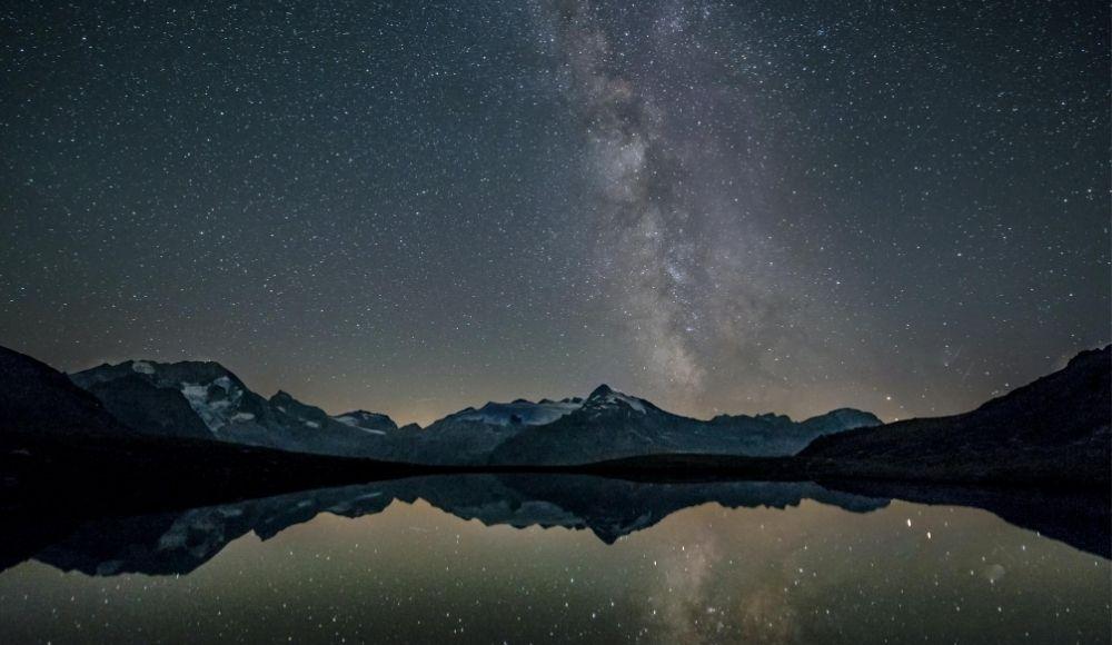 エモーショナルな風景の写真