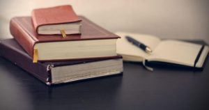 法律の書物の写真