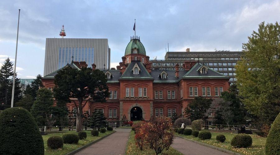 北海道庁旧赤れんが庁舎