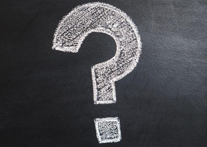 質問の写真